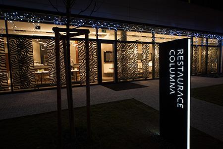 Galerie Restaurace Columna